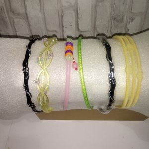 Other - 6pk kids headbands in a variety of colors